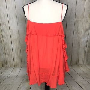 Free People Cascades Camisole Ladies Size Large